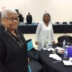 Sister Lambert and Sister Williams